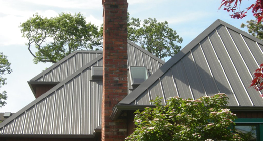 Installers Of Continuous Gutters Eavestrough Victoria Area